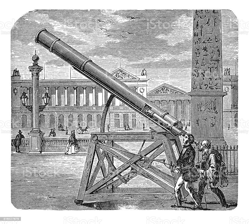 telescopio letteratura